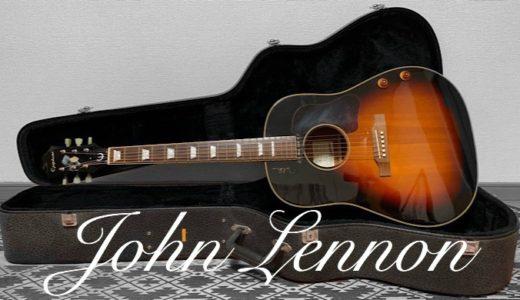 Epiphone John Lennon EJ-160E(エピフォン/ジョンレノンモデル)