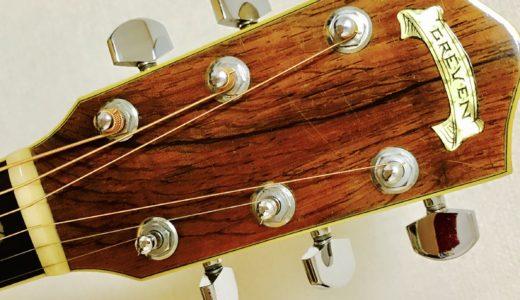 押尾コータロー 使用ギター
