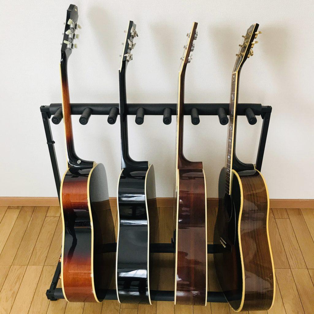 ギタースタンド