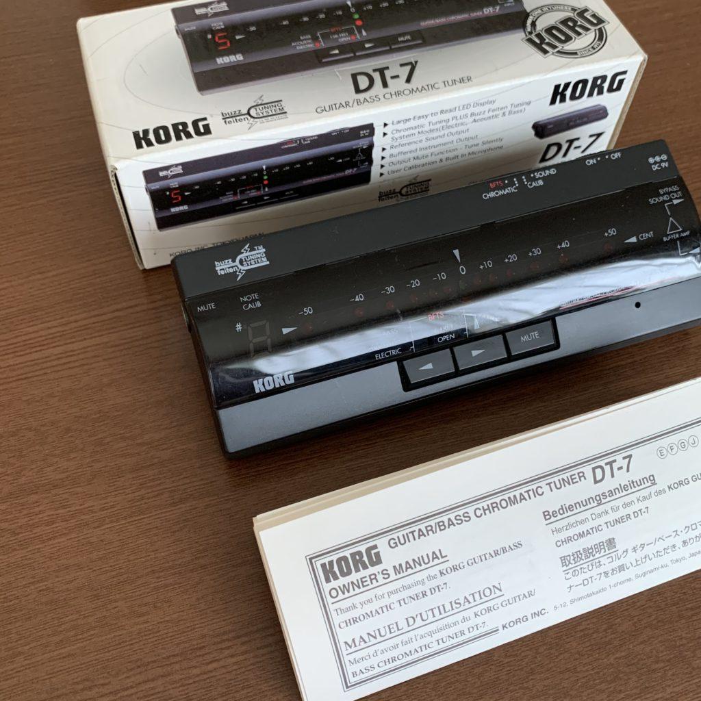 KORG DT-7