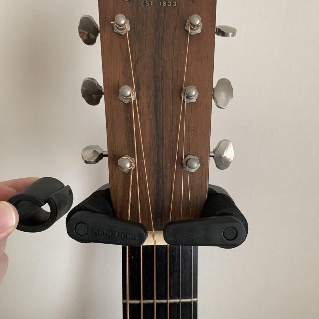 ハーキュレスギタースタンド
